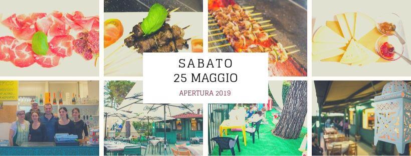 copertina evento Apertura 2019 | Arrosticini da Chalet del Parco - Pagliare di Morro D'Oro (Te)