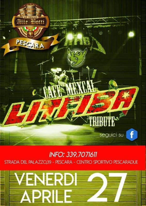 copertina di Litfiba Tribute