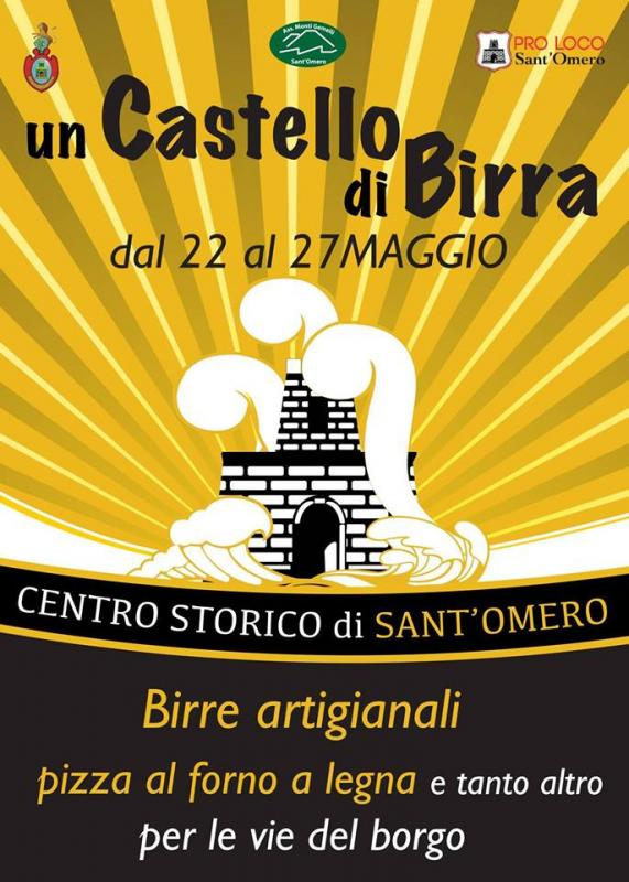 copertina di Un Castello Di Birra