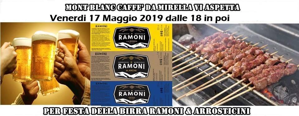 Festa Birra Ramoni Arrosticini E Musica