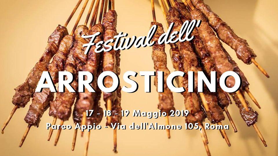 Festival dell'Arrosticino di Pecora - Roma