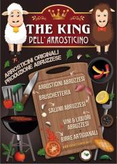 The King dell'Arrosticino logo