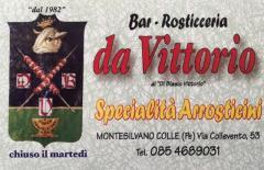 Bar Rosticceria Da Vittorio  logo