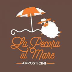 La Pecora Al Mare  logo