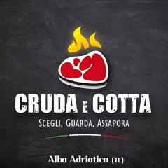 Cruda e Cotta logo