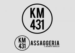 Assaggeria Km 431 - Silvi Marina logo