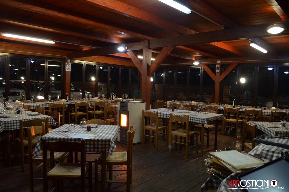locale esterno km431 ristorante Silvi Abruzzo