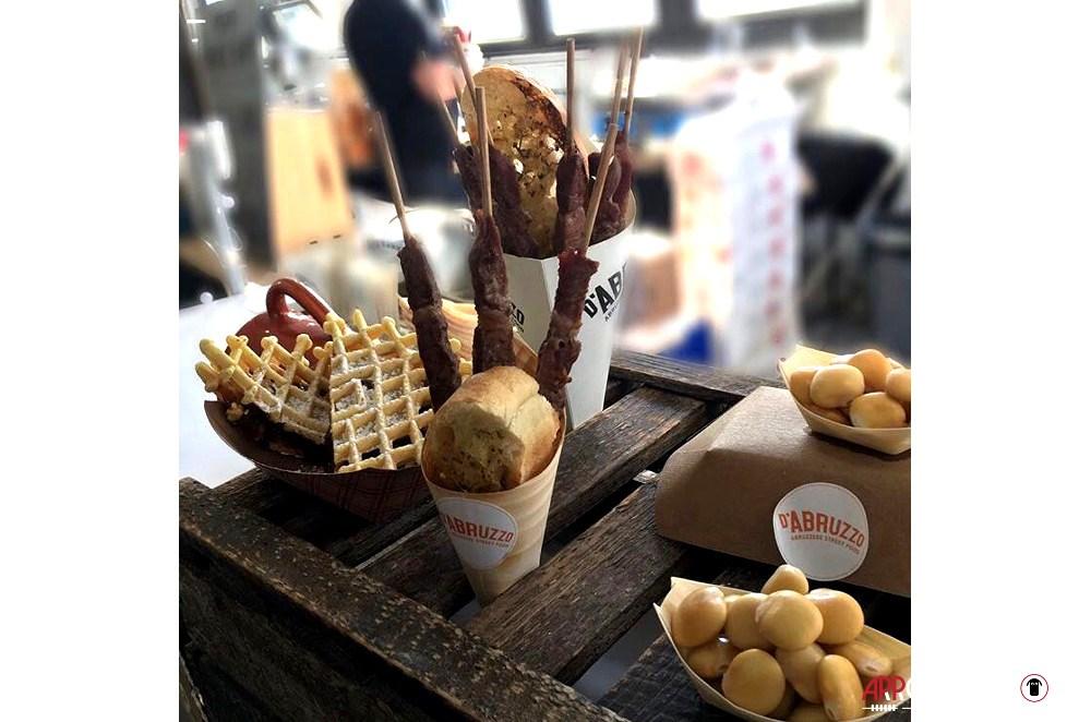 arrosticini and noele sweet cucina abruzzese italian food NYC New York