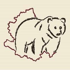 L'Orsetto d'Abruzzo logo