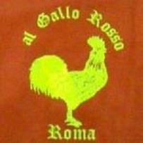 Al Gallo Rosso  logo
