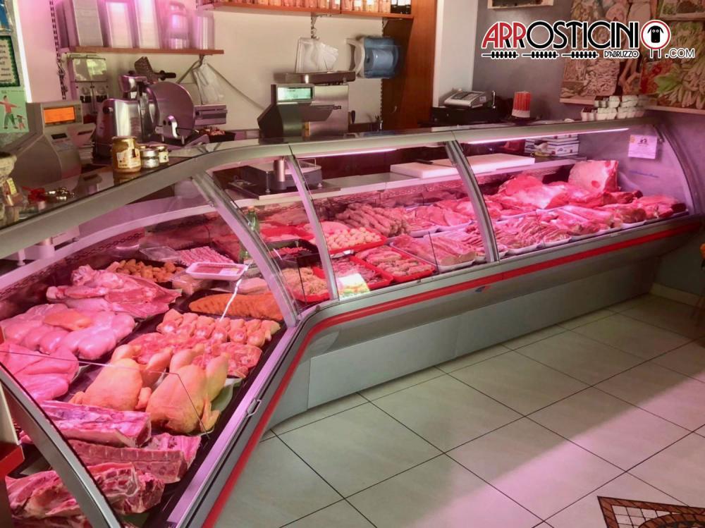 Macelleria Mario de santi banco carne Teramo