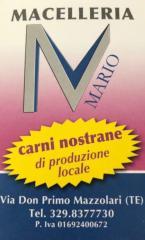 Macelleria Mario De Santi logo