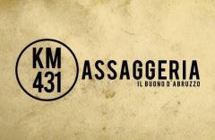 Assaggeria Km431 - Alba Adriatica logo