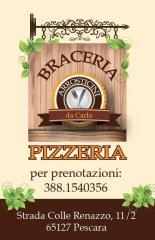 Braceria Arrosticini Da Carlo logo