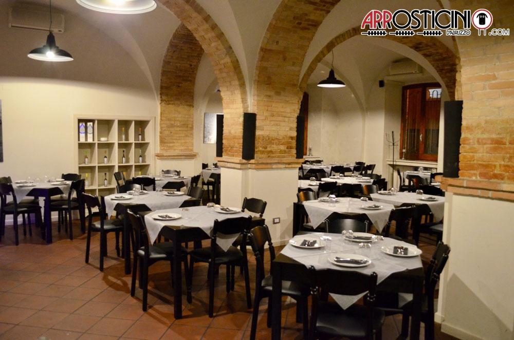 sala ristorante condito