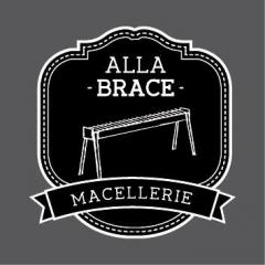ALLA BRACE (Macelleria)  logo
