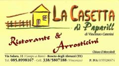 La Casetta di Paparill  logo