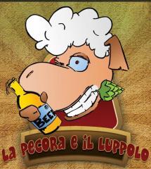 La Pecora e Il Luppolo  logo